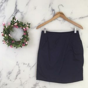 {3/$25} Anthropologie Odille Pleated Pencil Skirt